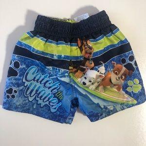 6-9 Month Nickelodeon Paw Patrol Baby Boy Swimsuit